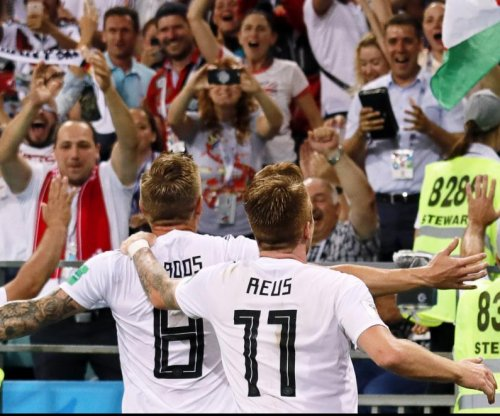 World Cup: Germany rallies past Sweden