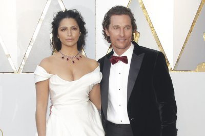 Matthew McConaughey immediately knew wife Camila was 'something special'