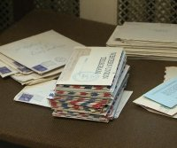 Korean War veteran's letters home returned to family after 70 years