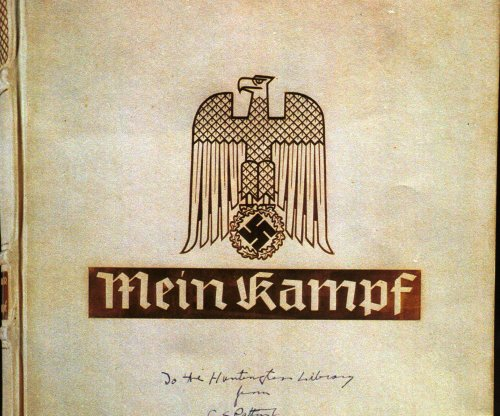 Hilter's 'Mein Kampf' to be republished in Germany for first time in 75 years