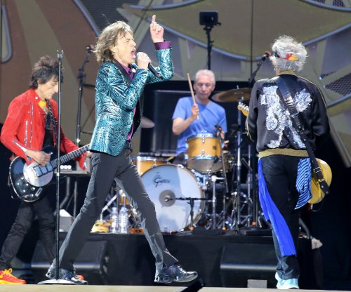 Rolling Stones announces 15-city North American concert tour