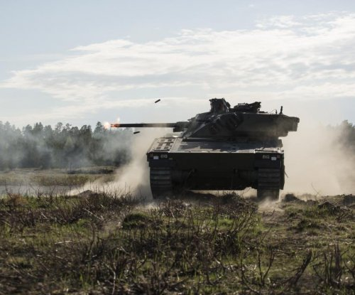 Norwegian Army receives CV90s from BAE Systems