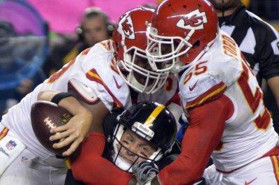 Kansas City Chiefs release DL Jaye Howard