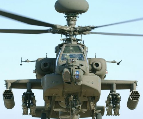 Lockheed Martin to upgrade sensor systems in Japan's Apache helicopters