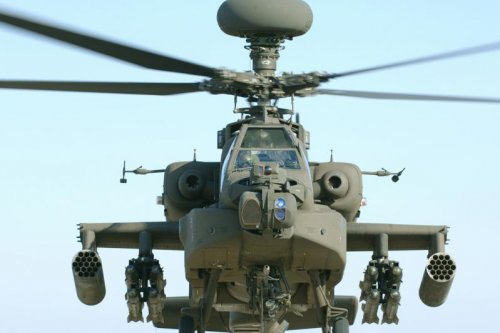 Lockheed Martin to upgrade sensor systems Japan's Apache helicopters