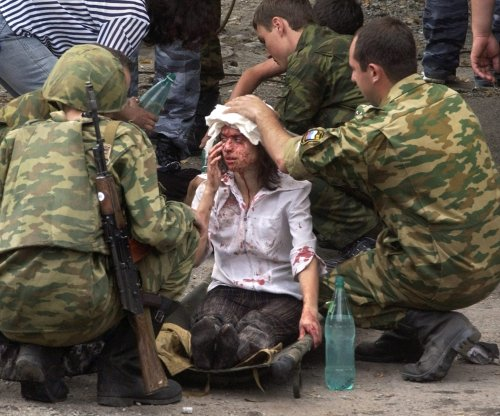 On This Day: Siege begins at school in Beslan, Russia
