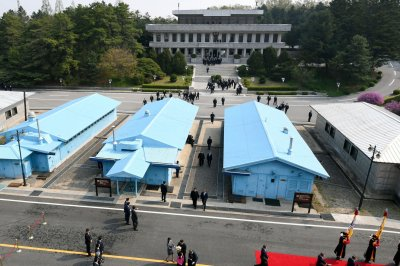 U.N. Command in South Korea repatriates North Korean body
