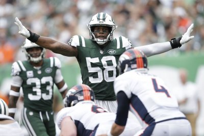 NFL suspends New York Jets LB Darron Lee for substance use