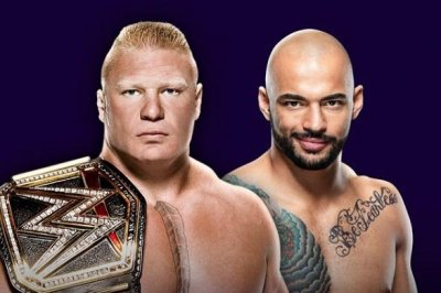 WWE Raw: Ricochet earns title match against Brock Lesnar