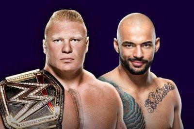 WWE Raw: Ricochet earns title match against Brock Lesnar