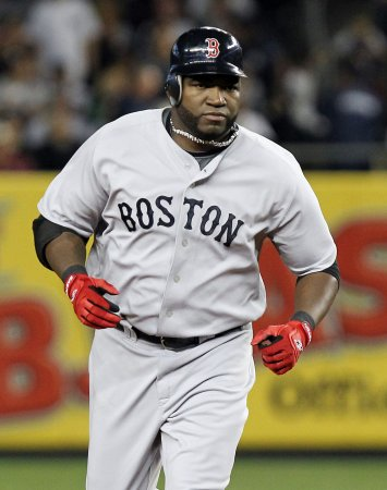 Ortiz bests Ramirez in Home Run Derby