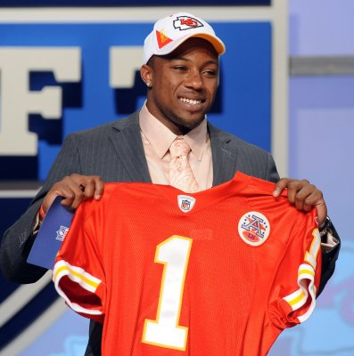 Chiefs' Berry done for year