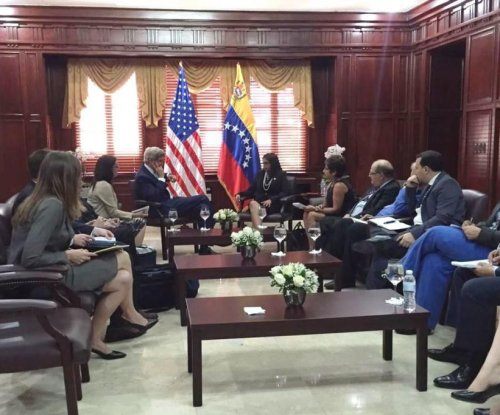 U.S. formally re-establishes direct dialogue with Venezuela