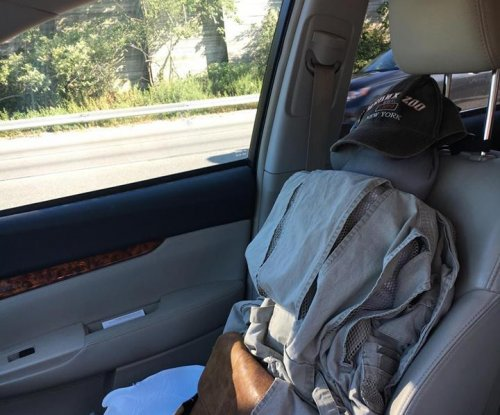 Pillow dummy fails to fool police in New York carpool lane