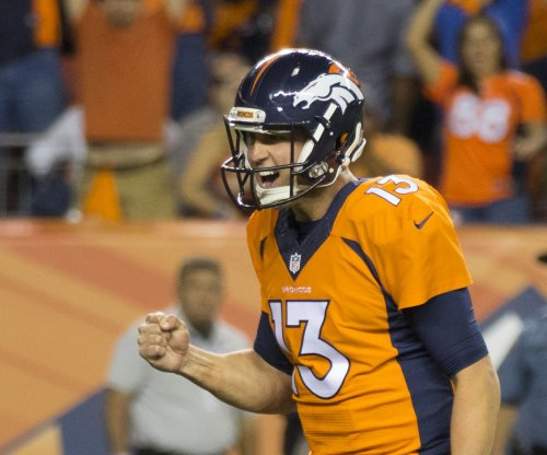 Trevor Siemian leads Denver Broncos past Cincinnati Bengals in first road test