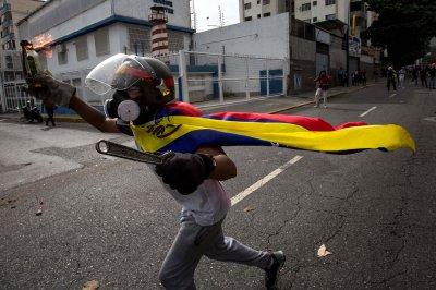 Hugo Chavez's childhood home burned in Venezuelan violence
