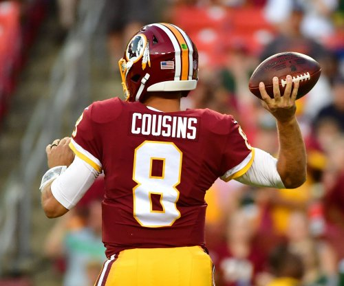 Washington Redskins rally past Cincinnati Bengals
