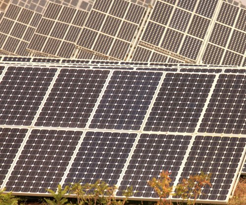 U.S. solar segment depended on Asia in 2016