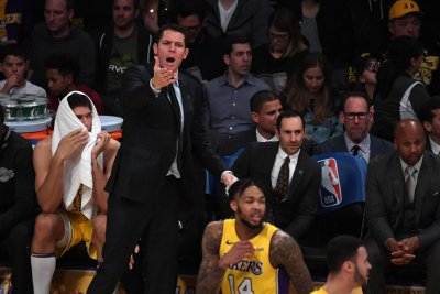 Nuggets have playoff spot in mind facing Lakers