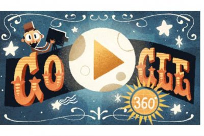 Google celebrates illusionist Georges Melies with interactive Doodle