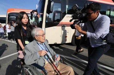 South, North Korea families reunite decades after war