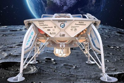 SpaceIL teams with SpaceX for first first private moon lander mission