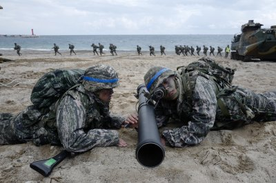 South Korea, U.S. agree to scale down spring military drills