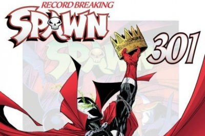 'Spawn' creator Todd McFarlane earns Guinness World Record