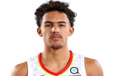 Hawks star Trae Young sprains ankle, could miss two weeks