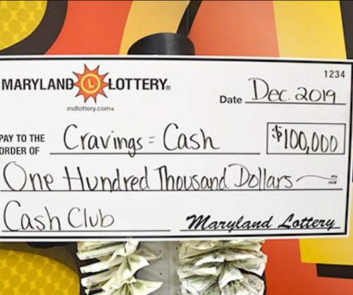 Pregnancy cravings lead to $100,000 lottery jackpot