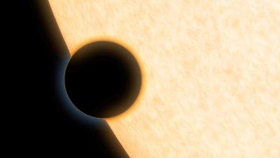 Evidence of water vapor seen in exoplanet's atmosphere