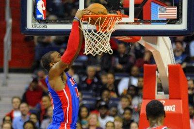 Monroe, Detroit Pistons rout Charlotte Hornets