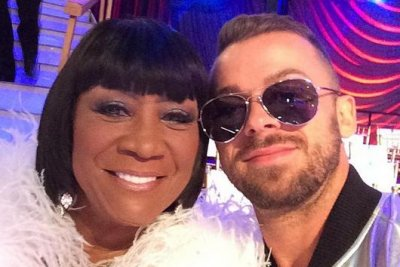 Watch Patti LaBelle dance to 'In da Club' on 'DWTS'