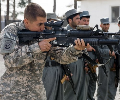 U.S. soldier killed, seven injured by Afghan soldier in Jalalabad
