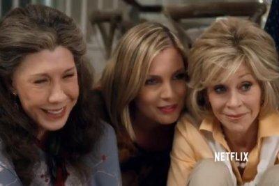 Jane Fonda, Lily Tomlin reunite in 'Grace and Frankie' trailer