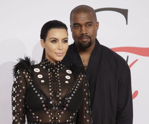 Kim Kardashian posts selfie with Hilary Clinton and Kanye West