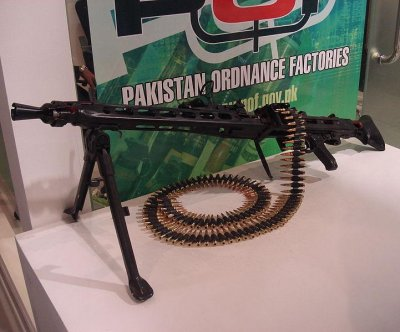 Pakistan continues defense export push