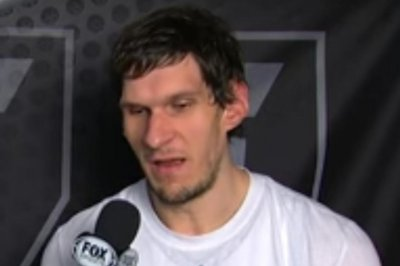 Faith in rookie C Boban Marjanovic pays off for San Antonio Spurs in win