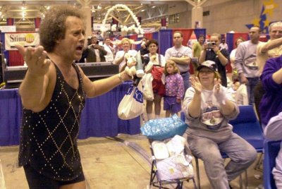Rep denies reports claiming Richard Simmons is missing