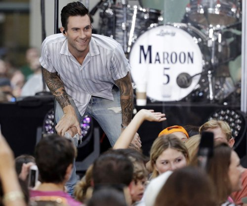Maroon 5 cancels North Carolina shows over HB2 law