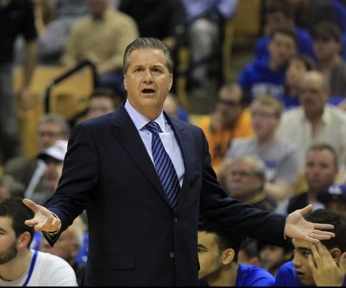 Watch: Kentucky's John Calipari rejects SEC reporter's question