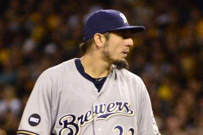 Milwaukee Brewers pound New York Mets, Matt Harvey