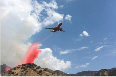 LA La Tuna fire 10% contained; governor declares state of emergency