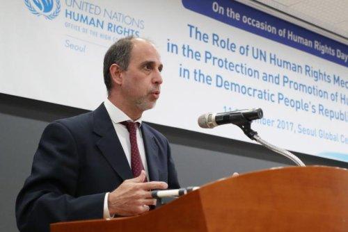 U.N. official slams South Korea for exposing worm-ridden defector