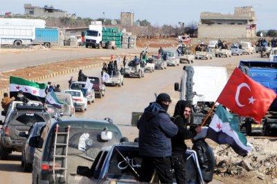 Turkish jets destroy Kurdish targets in Syria's Afrin