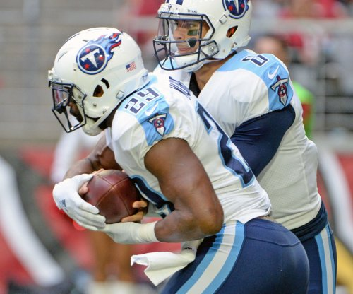 Future of Titans RB Murray unclear