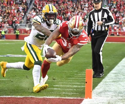 Raheem Mostert leads 49ers over Packers in NFC title game