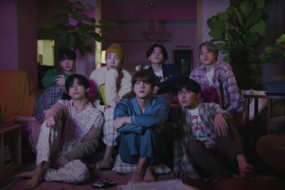 BTS gathers around bonfire in 'Life Goes On' music video teaser