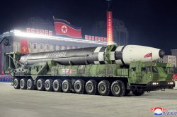 North Korea has at least eight ICBMs, think tank says