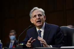 Senate panel approves nomination of Merrick Garland as attorney general